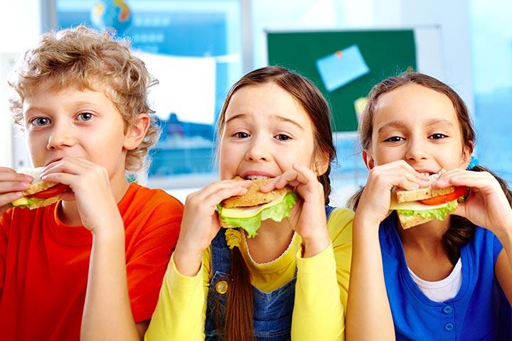 سندوتشات المدرسة.. افكار مختلفة لعمل سندوتشات شهية ومغذية لطفلك - المشاهدات : 679
