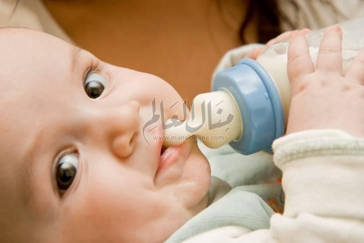 الممنوع والمسموح خلال فترة الرضاعة - المشاهدات : 2.39K