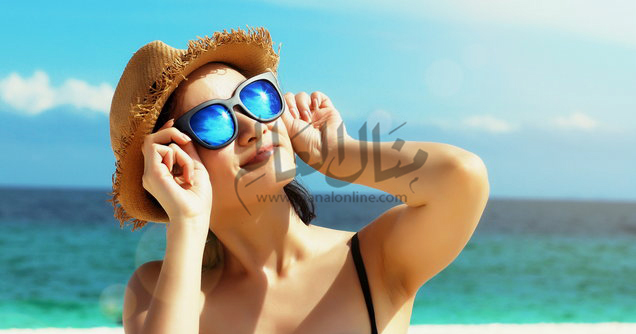 اكتشفى ... كيف تحمين بشرتك من حرارة الصيف