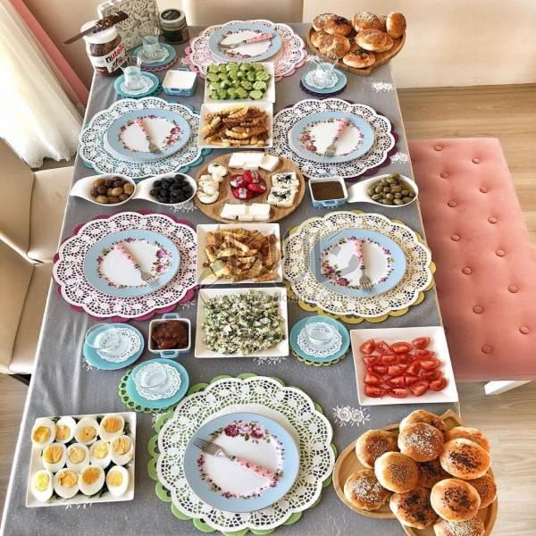 أفكار لتقديم الإفطار على طريقة المطبخ التركي-3
