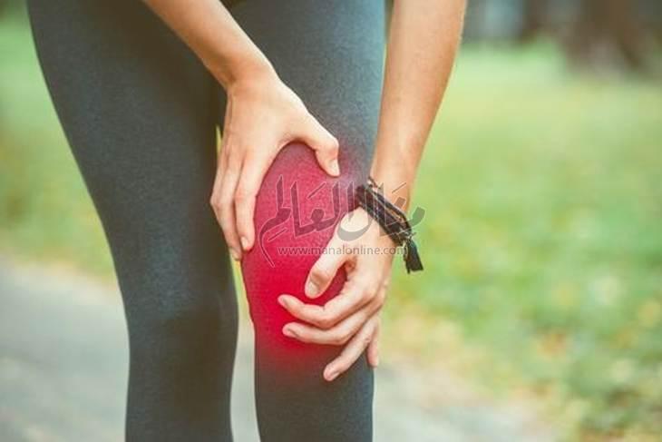 علاجات للتخلص من وجع الركبة