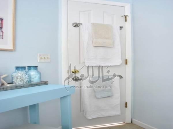 أفكار رائعة لإستغلال المساحات في الحمام-5