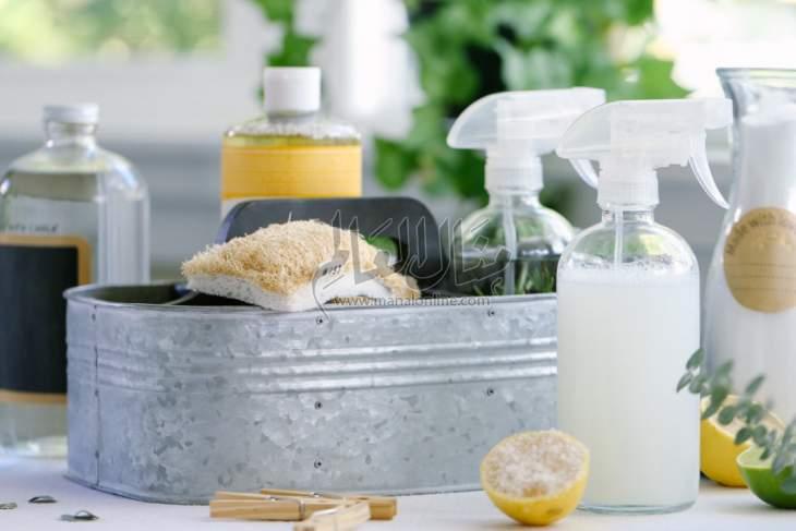 إستبدلي المنظفات الكيمائية بأخرى طبيعية لتنظيف بيتك كاملًا - المشاهدات : 4.59K