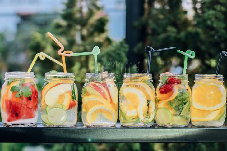 مشروبات لذيذة تساعدك علي الصيام وخسارة الوزن - المشاهدات : 4.28K