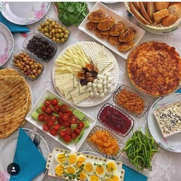 أفكار لتقديم الإفطار على طريقة المطبخ التركي-5