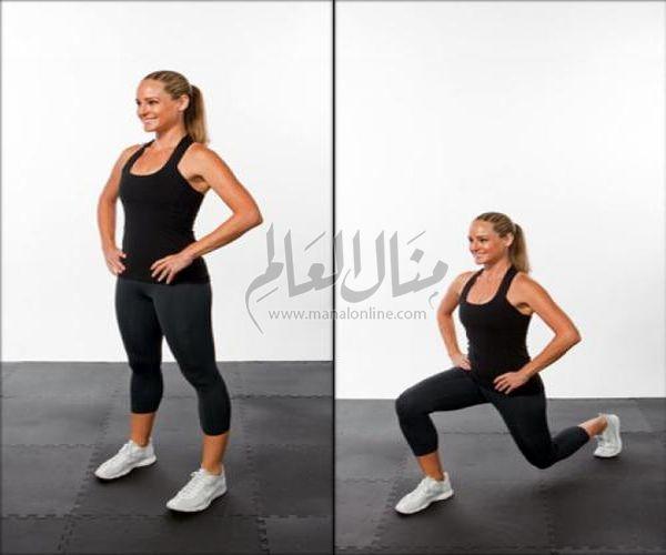 3 تمارين رياضية بسيطة ونتائجها مذهلة في خسارة الوزن-2