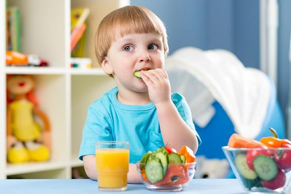 تعرفى على.. 4 أكلات تساعد على نمو طفلك بسرعة - المشاهدات : 3.05K