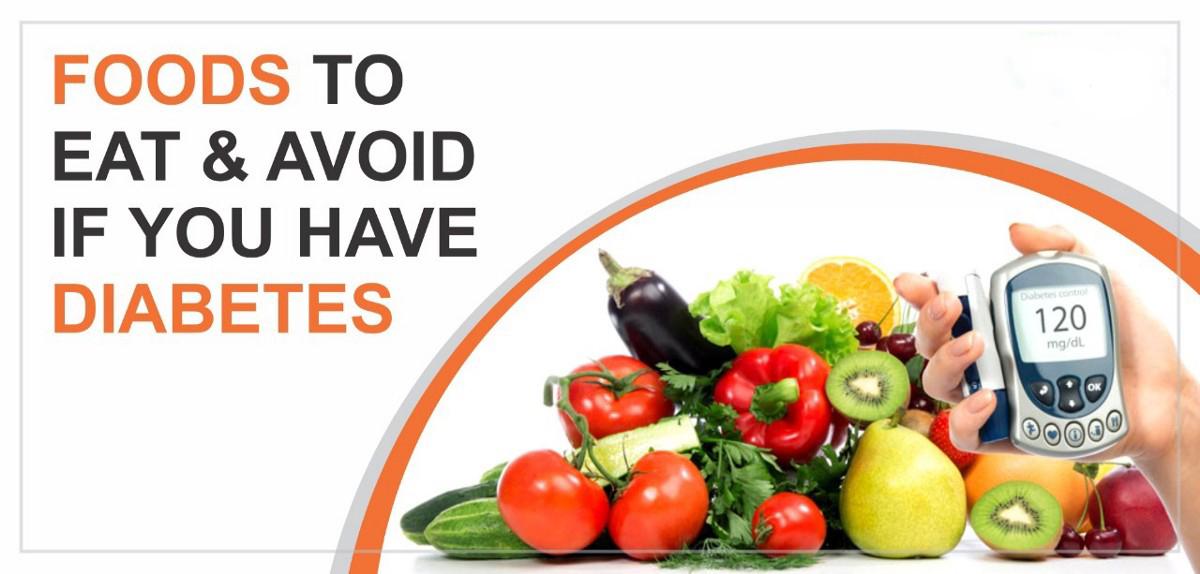 التغذية العلاجية لمرضى السكر