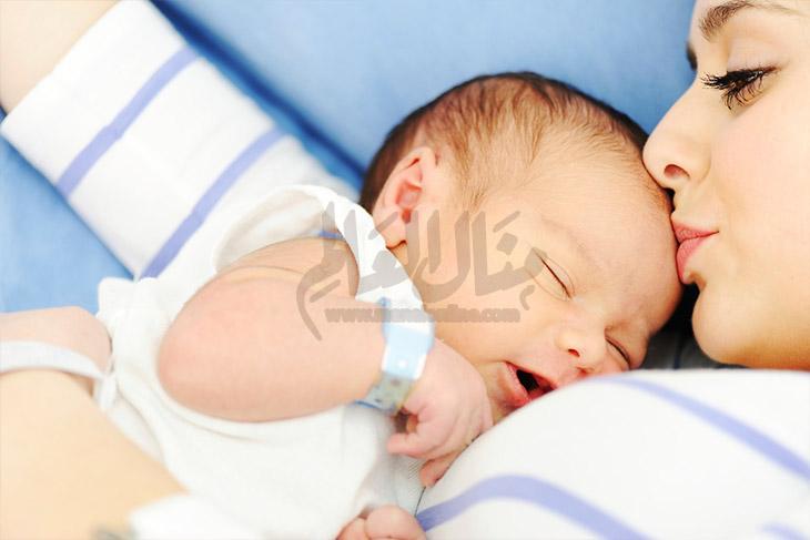 كيف تتعاملين مع ضغط المولود الجديد - المشاهدات : 16.5K