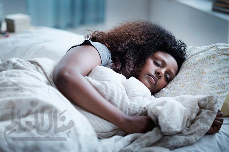 8 نصائح لنوم صحي وعميق