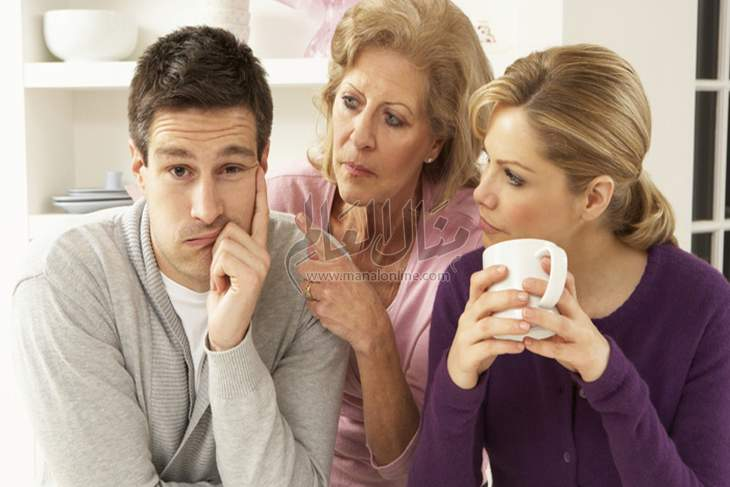السكن مع حماتك في بيت واحد قد يقلل خصوبتك