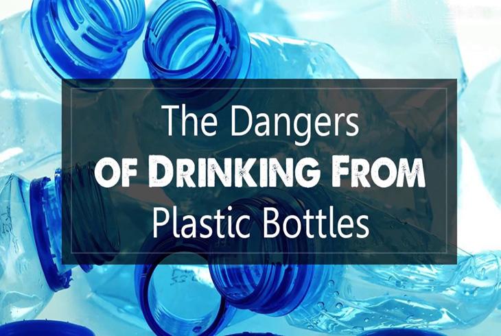 اشرب وارميها.. خطورة اعادة استخدام زجاجة المياه البلاستيكية  - المشاهدات : 655