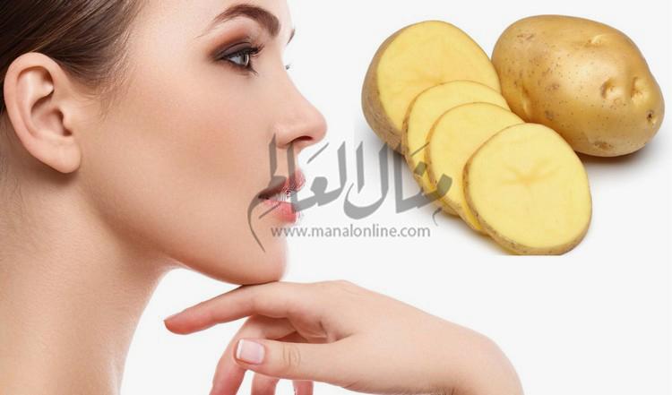 اكتشفي ماذا يفعل ماء البطاطس للبشرة!! - المشاهدات : 3.54K