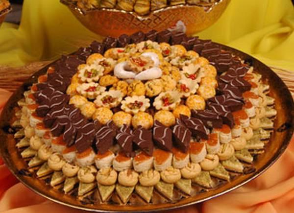 فن تقديم الحلويات على طريقة منال العالم-1