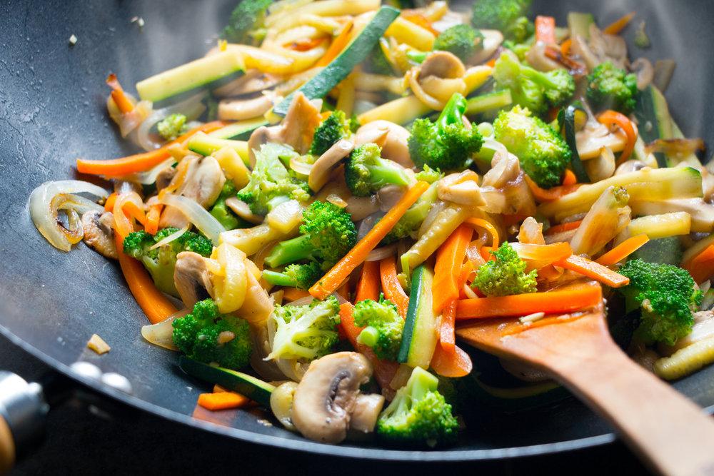 أفضل 3 طرق لطهى الخضروات من دون خسارة فوائدها! - المشاهدات : 3.83K