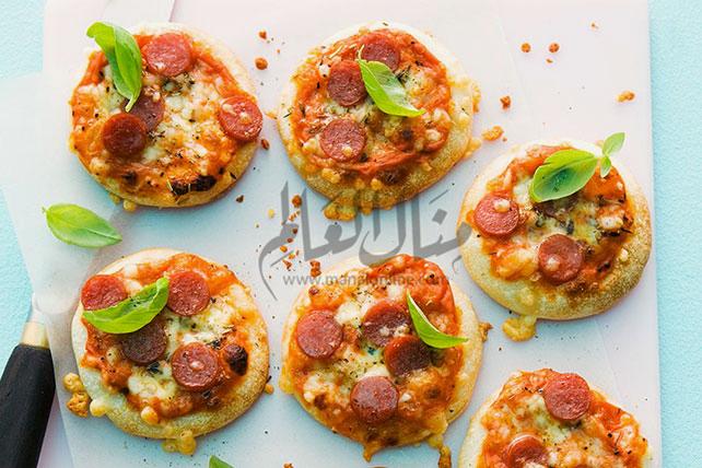 أسهل طريقة لإعداد فطائر البيتزا الهشة اللذيذة - المشاهدات : 1.34K