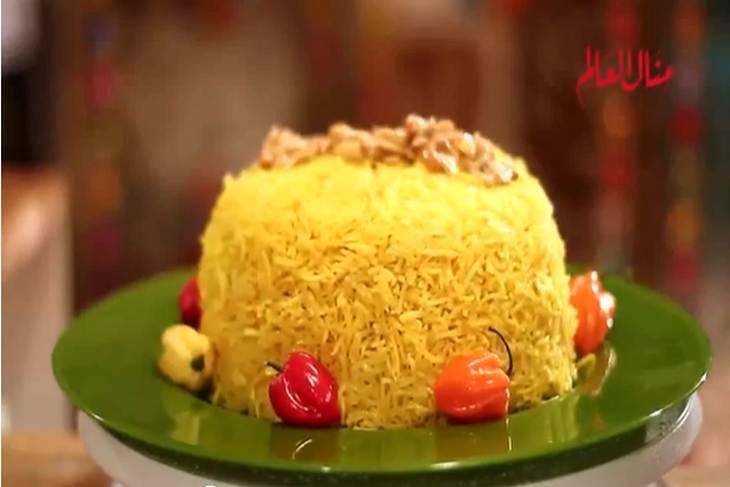أسرار الأرز المفلفل للمبتدئات مع منال العالم - المشاهدات : 11.9K