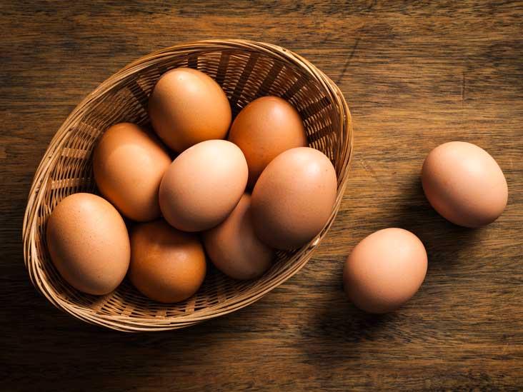كيف تميزين بين البيض الطازج وغير الطازج - المشاهدات : 757