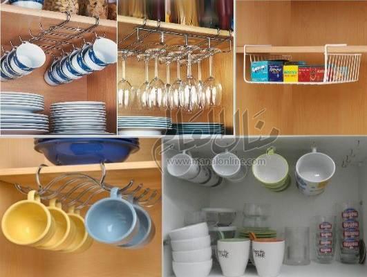 سلسلة تنظيم المنزل مع منال العالم (المطبخ)-3