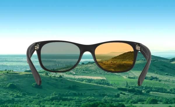 السر وراء لون نظارة الشمس -2