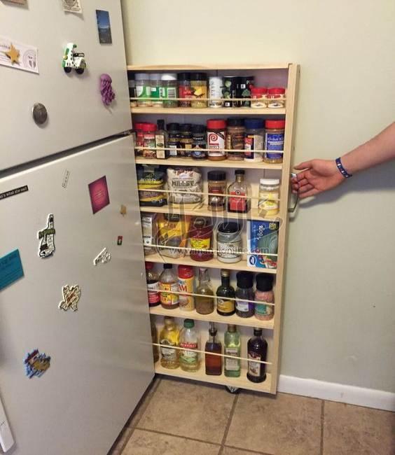 بالصور: تعليقات جديدة في المطبخ لتوفير المساحه-9