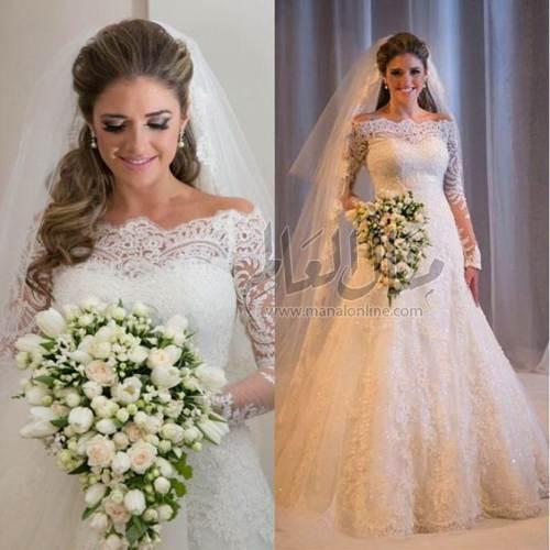 أحدث صيحات فساتين الزفاف لعام 2017-7