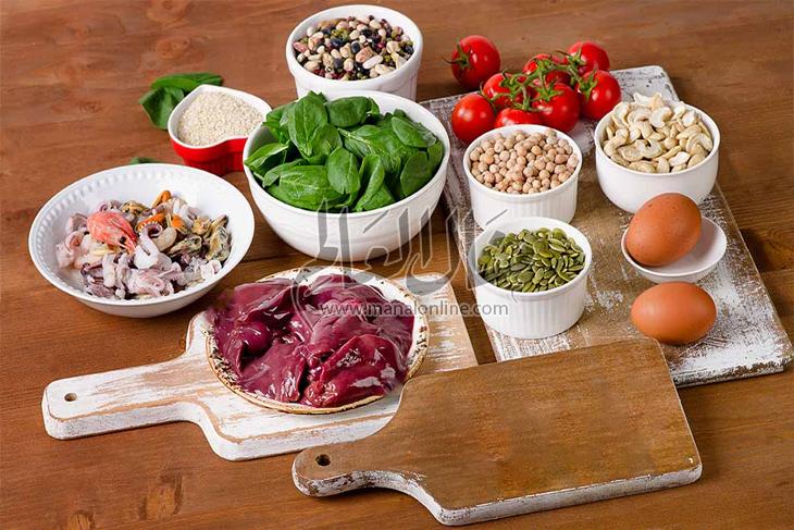 خضروات وحبوب تحتوي على حديد أكثر من اللحوم  - المشاهدات : 7.32K