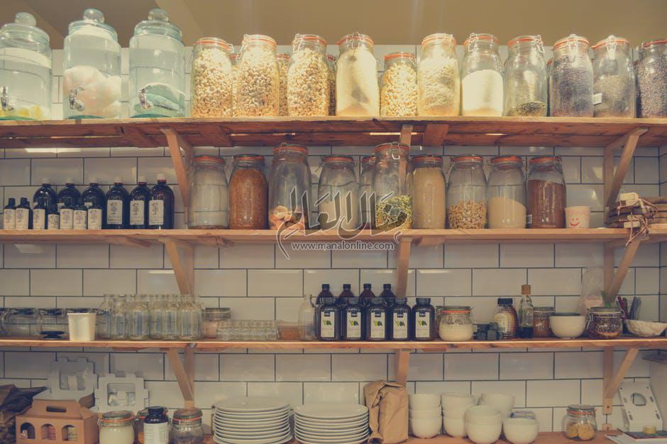 نصائح سحرية  لتنظيم أدوات المطبخ