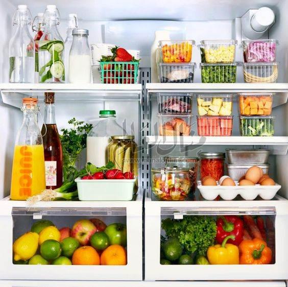 بالصور: أفكار لتنظيم الثلاجة-5