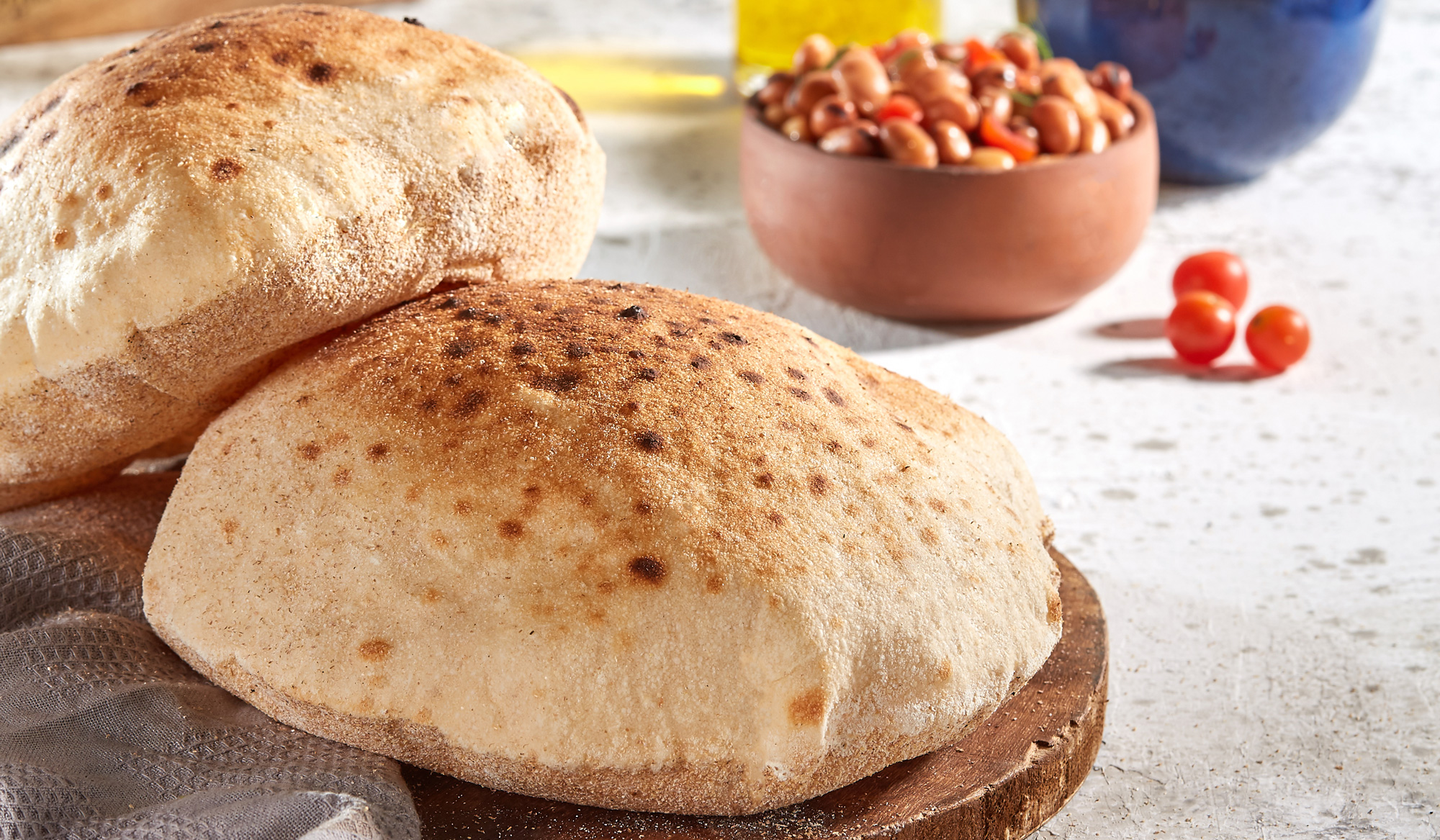 أفضل طريقة للحفاظ على الخبز طازجًا لأطول فترة ممكنة