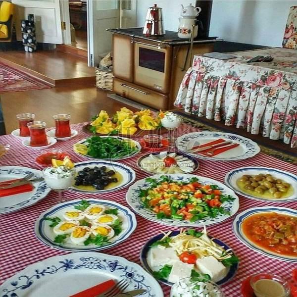 أفكار لتقديم الإفطار على طريقة المطبخ التركي-1