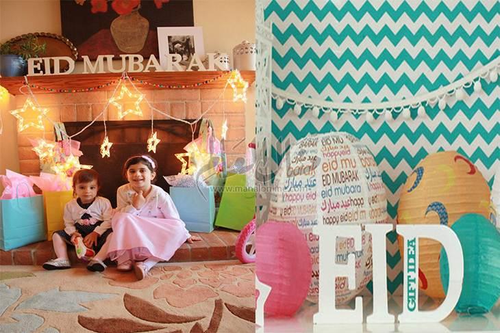 بالصور أفكار لتزيين منزلك في العيد