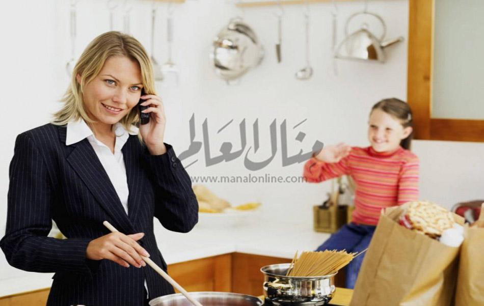 5 نصائح لتوفير وقت و جهد المرأة العاملة في رمضان
