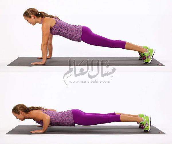 3 تمارين رياضية بسيطة ونتائجها مذهلة في خسارة الوزن-1