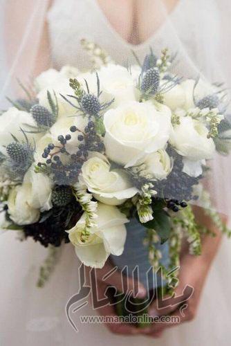 ياجمال الورد! وخاصةً إن كان ورد العروس-7