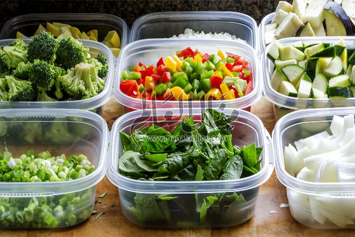 كيف تختارين علب حفظ الطعام