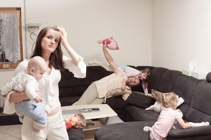 5 طرق استرخاء للأمهات المشغولة  - المشاهدات : 51.3K