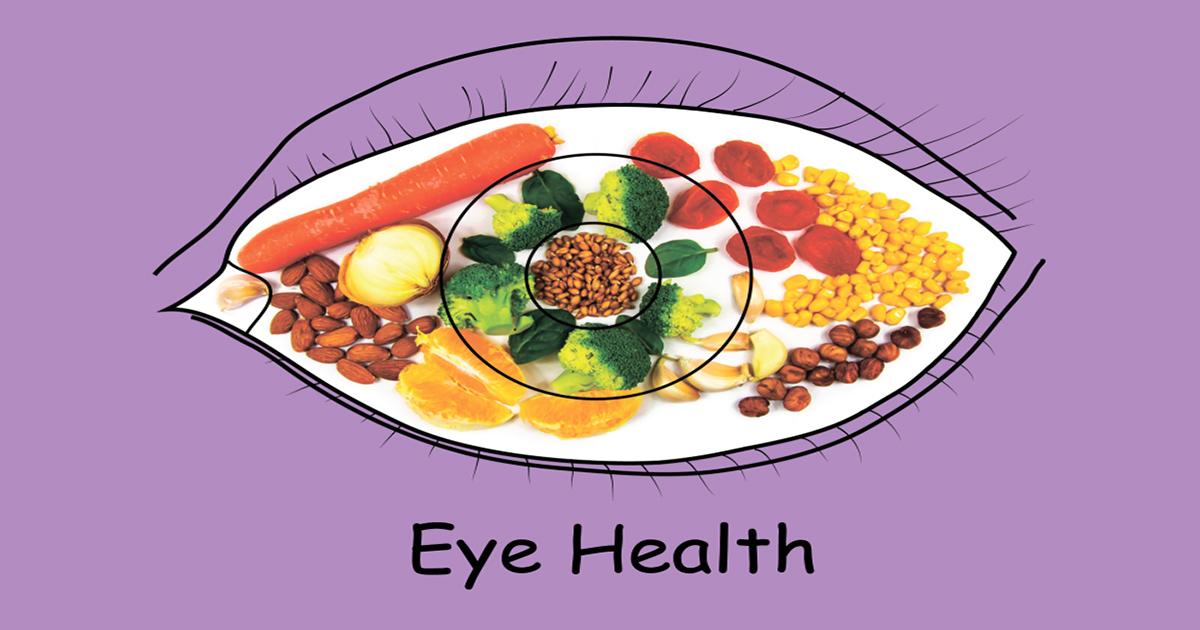6 أطعمة هتحمى عينيك من الأمراض - المشاهدات : 73
