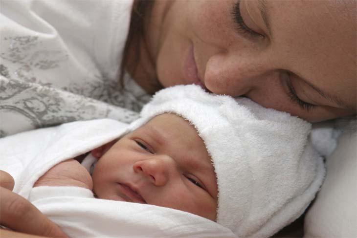 أهم النصائح للتعامل مع الطفل حديث الولاده - المشاهدات : 2.05K