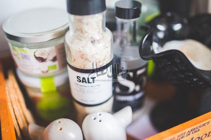لا تستخدمي الملح الأبيض مرة أخري في الطعام - المشاهدات : 7.06K