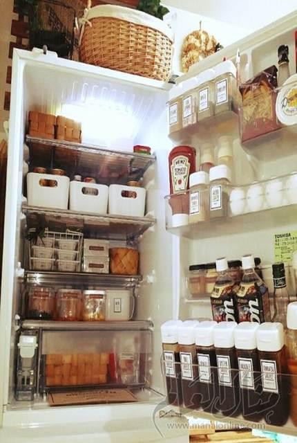 بالصور: أفكار لتنظيم الثلاجة-4