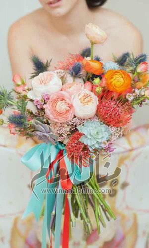 ياجمال الورد! وخاصةً إن كان ورد العروس-0