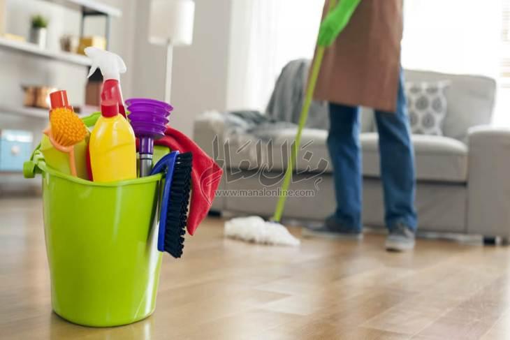 خطوات تنظيف البيت في رمضان دون تعب