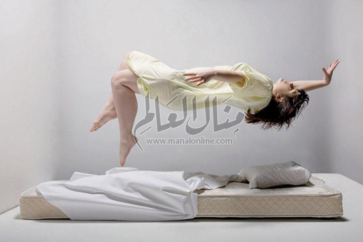 نفضة النوم أسبابها وعلاجها