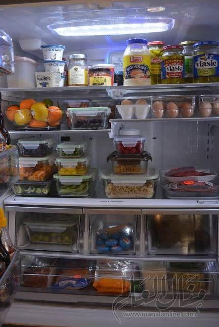 بالصور: أفكار لتنظيم الثلاجة-0