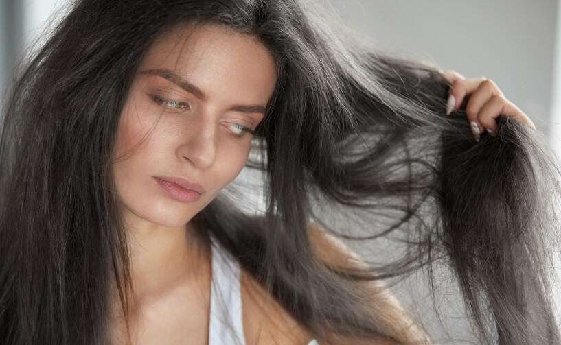 3 زيوت طبيعية لمعالجة الشعر الهايش والخشن