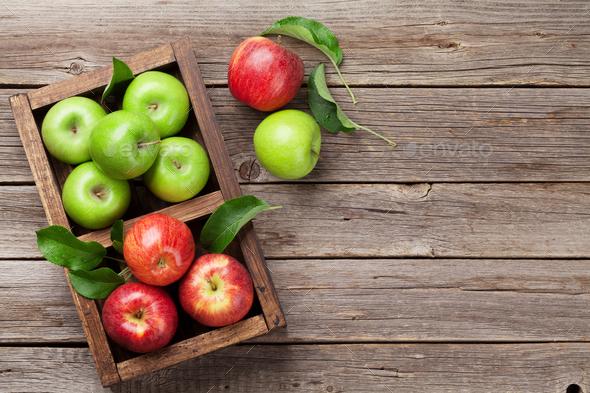 هل يوجد فرق بين التفاح الأحمر والأخضر؟ - المشاهدات : 1.35K