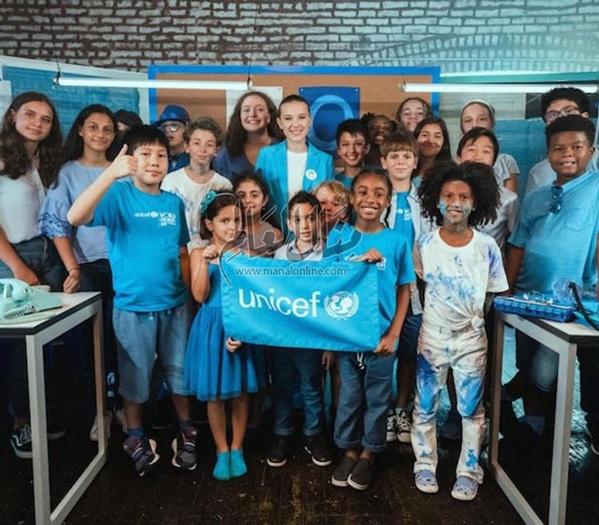 حملة #بالأزرق .. للإحتفال باليوم العالمي للطفل - المشاهدات : 164