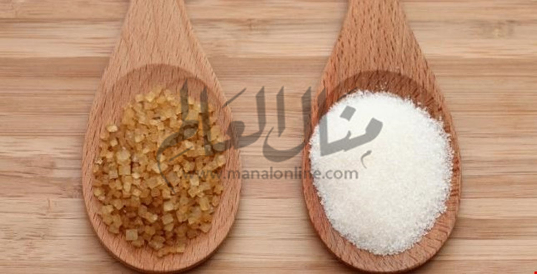 السكر الأبيض أو البنى.. اعرف أيهما أفضل لصحتك والجرعة اليومية - المشاهدات : 616