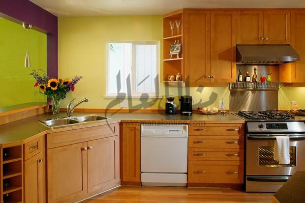 تعرف على 4 ألوان تجعل المطبخ أكثر اتساعا - المشاهدات : 569
